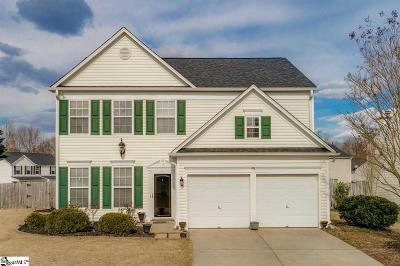 Greer Single Family Home Contingency Contract: 1 Brunner