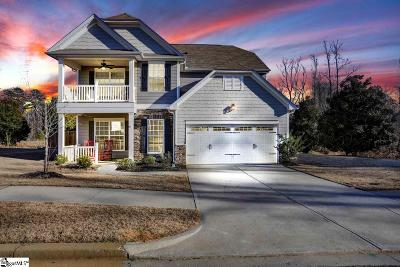Simpsonville Single Family Home For Sale: 145 Arnold Mill