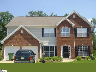 Autumn Trace Single Family Home Contingency Contract: 18 Springleaf
