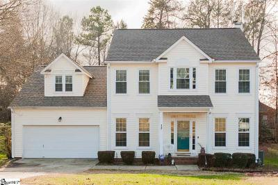 Simpsonville Single Family Home For Sale: 240 Neely Crossing