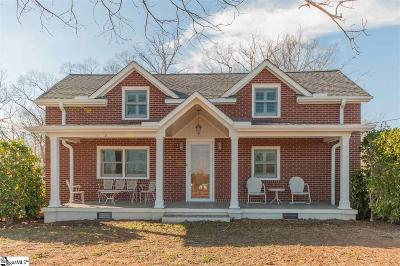 Campobello Single Family Home For Sale: 1130 Macedonia Church