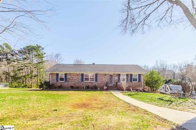Greenville County Single Family Home For Sale: 1313 N Parker