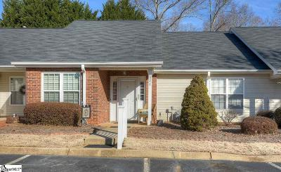 Simpsonville Condo/Townhouse Contingency Contract: 321 Woodruff Park
