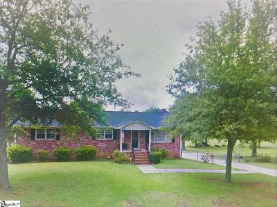 Greenville Single Family Home Contingency Contract: 17 Hellene