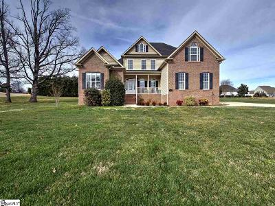 Greer Single Family Home For Sale: 700 Dills Farm