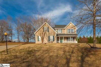 Greer Single Family Home For Sale: 5 Country Knolls