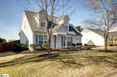 Greer Single Family Home Contingency Contract: 121 Fawnbrook