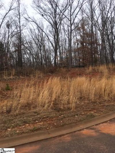 Easley Residential Lots & Land For Sale: 255 Audubon Acres