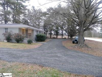 Laurens Multi Family Home For Sale: 1625 Fleming Mill