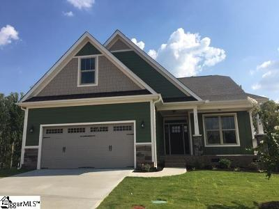 Simpsonville Single Family Home For Sale: 112 Trimpley #Lot 58