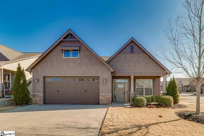 Greer Single Family Home For Sale: 600 Castlestone