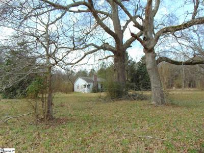Greenville Residential Lots & Land For Sale: 701 Log Shoals
