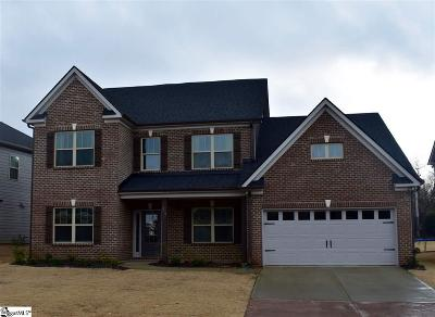 Greer Single Family Home For Sale: 213 Delbourne