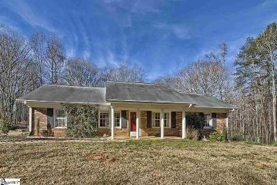 Easley Single Family Home Contingency Contract: 301 Henderson