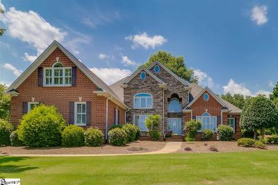 Greer Single Family Home For Sale: 126 Tupelo