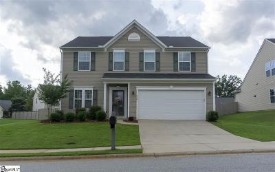Single Family Home For Sale: 126 Young Harris