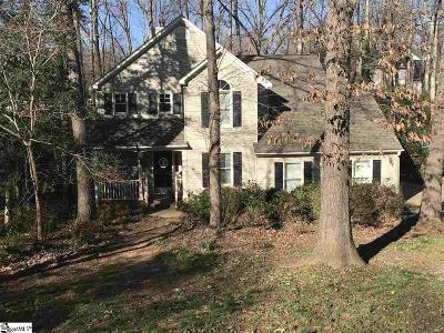 Neely Farm Single Family Home Contingency Contract: 214 Wild Horse Creek