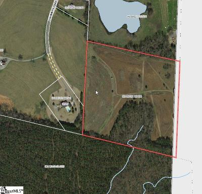 Greer Residential Lots & Land For Sale: Johnnys Lake
