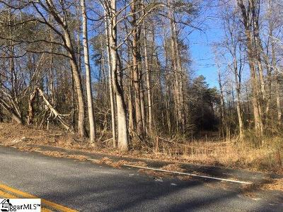 Travelers Rest Residential Lots & Land For Sale: Tubbs Mountain