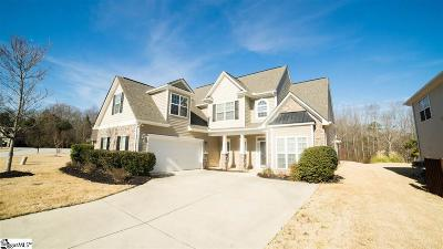 Simpsonville Single Family Home For Sale: 310 Cypresshill