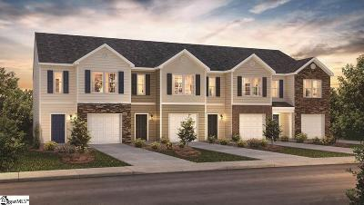 Greenville County Condo/Townhouse For Sale: 45 Moorlyn