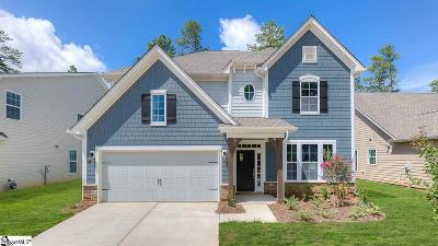 Piedmont Single Family Home For Sale: 158 Rivermill