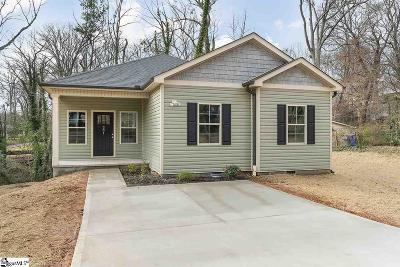 Spartanburg Single Family Home For Sale: 201 Tanglewylde