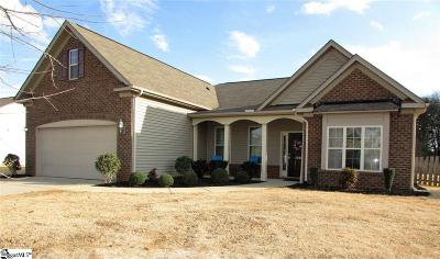 Piedmont Single Family Home Contingency Contract: 168 Marehaven