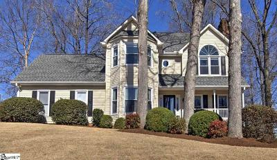 Greenville Single Family Home Contingency Contract: 4 Claire