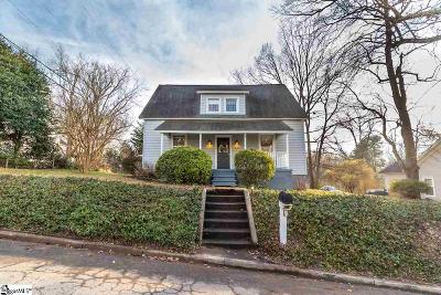 Single Family Home For Sale: 405 Connecticut
