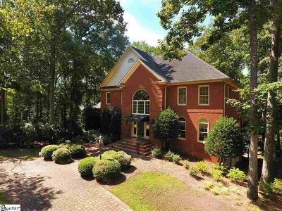 Greer Single Family Home Contingency Contract: 200 Golden Wings