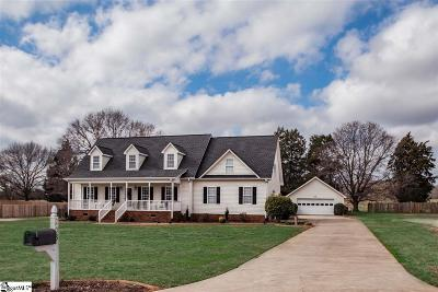 Fountain Inn Single Family Home For Sale: 203 Legacy Farm
