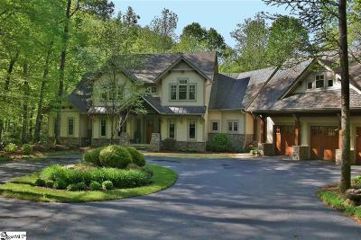 The Cliffs At Glassy, The Cliffs At Keowee, The Cliffs At Keowee Falls, The Cliffs At Keowee Falls North, The Cliffs At Keowee Falls South, The Cliffs At Keowee Springs, The Cliffs At Keowee Vineyards, The Cliffs At Mountain Park, Cliffs Valley Single Family Home For Sale: 176 Painter Creek