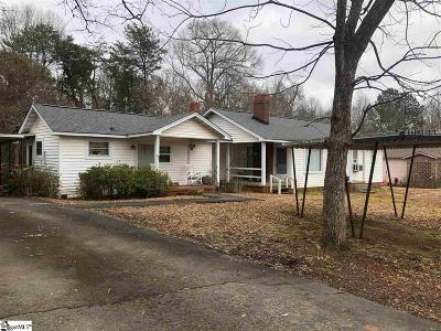 Easley Multi Family Home For Sale: 203 Pope Field