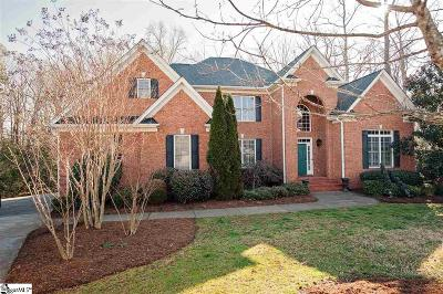 Greer Single Family Home For Sale: 14 Marlis