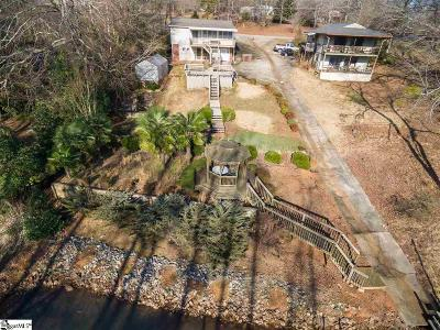 Inman Single Family Home For Sale: 156 Zimmerman