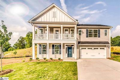 Greer Single Family Home For Sale: 202 Easton Meadow