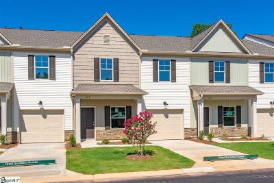 Mauldin Condo/Townhouse For Sale: 205 Fern Hollow