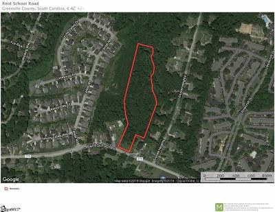 Taylors Residential Lots & Land For Sale: O Reid School