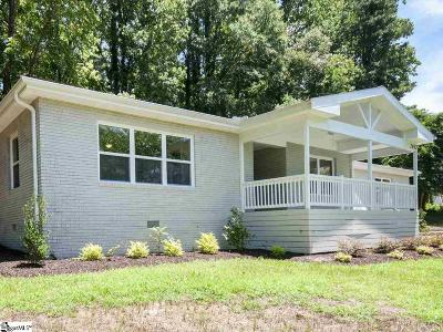 Marietta Single Family Home For Sale: 2402 Geer