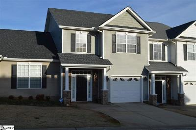 Greer Condo/Townhouse Contingency Contract: 66 Roselite
