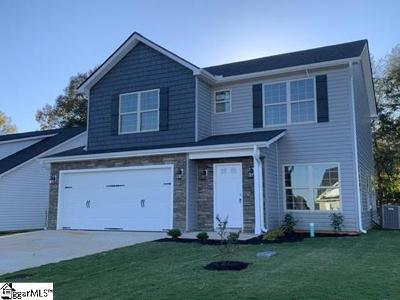 Kilgore Farms Single Family Home For Sale: 147 Fort