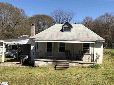 Greenville Single Family Home For Sale: 20 Reeves