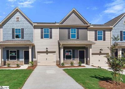 Mauldin Condo/Townhouse For Sale: 204 Fern Hollow