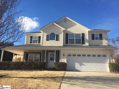 Travelers Rest Single Family Home For Sale: 11 Corey