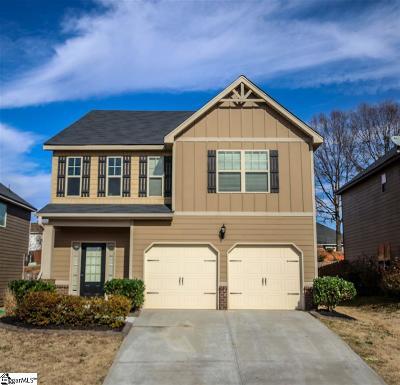 Simpsonville Single Family Home For Sale: 163 Border
