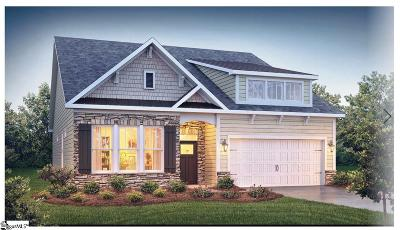 Simpsonville Single Family Home Contingency Contract: 716 Troutdale