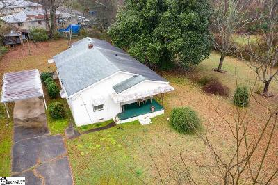 Woodruff Single Family Home For Sale: 140 Simpson