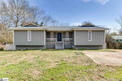 Simpsonville Single Family Home For Sale: 108 Abbotsford