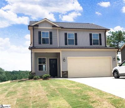 Greer Single Family Home For Sale: 126 Palmetto Valley